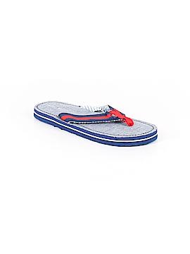 Tommy Hilfiger Flip Flops Size 4-5 Youth