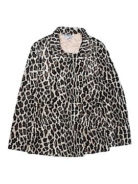 La Belle Faux Fur Jacket Size M