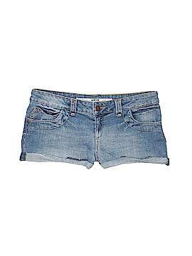 Moto Denim Shorts Size 10