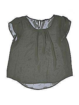 Mine Too Short Sleeve Blouse Size 2X (Plus)