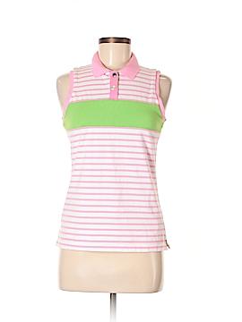 L-RL Lauren Active Ralph Lauren Sleeveless Polo Size M