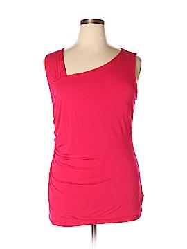 Daisy Fuentes Sleeveless Top Size XL