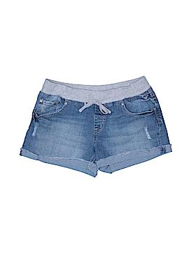 Justice Denim Shorts Size 16 1/2