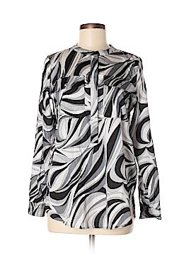 MICHAEL Michael Kors Long Sleeve Blouse Size 6