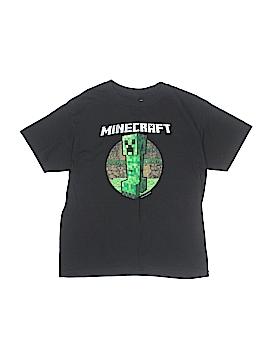 Mojang Short Sleeve T-Shirt Size 6 - 8