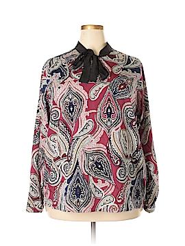 JunaRose Long Sleeve Blouse Size 18 (Plus)