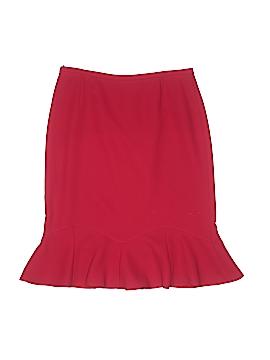 Travis Ayers Silk Skirt Size 6