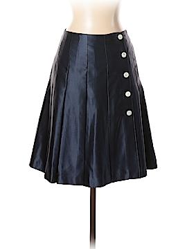 Ralph Lauren Rugby Silk Skirt Size 6