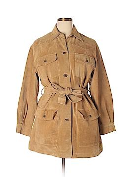 Lauren by Ralph Lauren Leather Jacket Size L