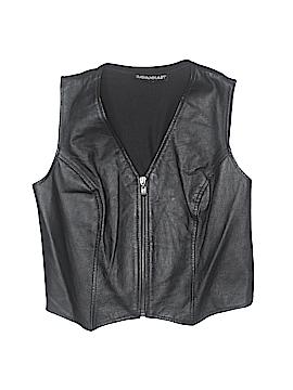 Savannah Leather Jacket Size S