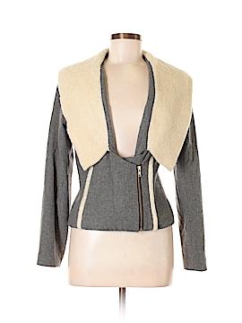 Barneys New York Wool Coat Size 8