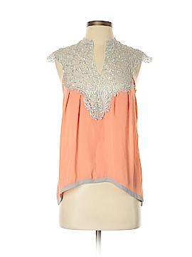 Fab'rik Short Sleeve Blouse Size S