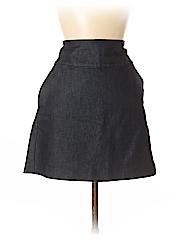 Kenneth Cole REACTION Women Denim Skirt Size 8