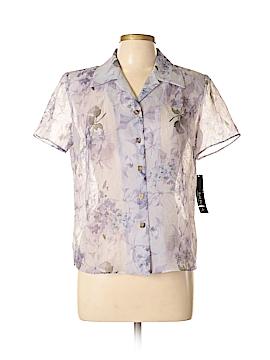 R&M Richards Short Sleeve Blouse Size 12M