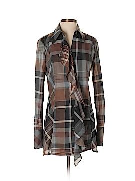 Finley Long Sleeve Button-Down Shirt Size XS