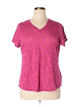 Tek Gear Short Sleeve T-Shirt Size 0X (Plus)