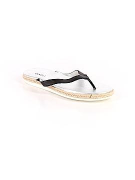 VanEli Flip Flops Size 10