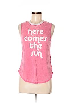 Modern Lux Sleeveless T-Shirt Size M