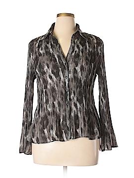 Marks & Spencer Long Sleeve Blouse Size 18 (UK)