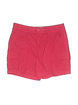 St. John's Bay Cargo Shorts Size 4