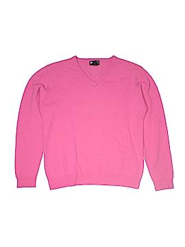 KIRKLAND Signature Cashmere Pullover Sweater Size M