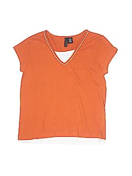 Jason Maxwell Short Sleeve Top Size M