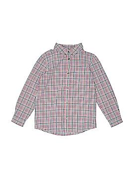 Talbots Kids Long Sleeve Button-Down Shirt Size 7x