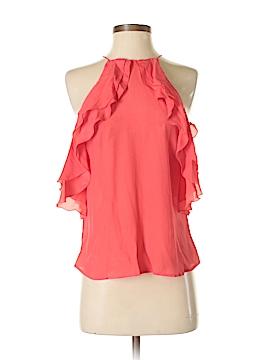 Karina Grimaldi Sleeveless Silk Top Size XS