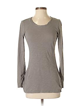 Garnet Hill Long Sleeve T-Shirt Size XS