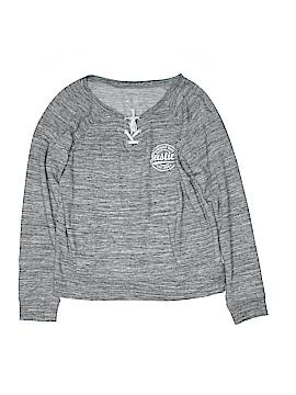 Justice Sweatshirt Size 16