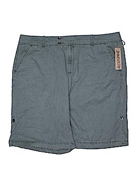 Jeanstar Khaki Shorts Size 26 (Plus)