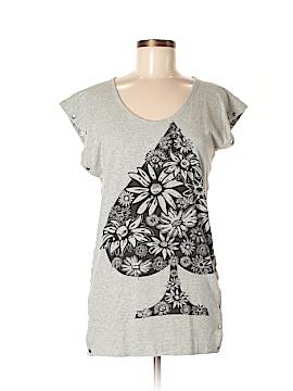 Veeko Short Sleeve Top Size Sm (F)