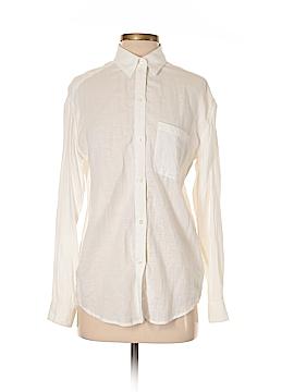 Community Long Sleeve Button-Down Shirt Size XS