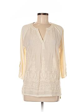 Retro-ology 3/4 Sleeve Blouse Size M