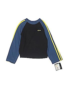 Adidas Long Sleeve T-Shirt Size X-Large (Kids)