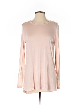 PureDKNY Long Sleeve T-Shirt Size S