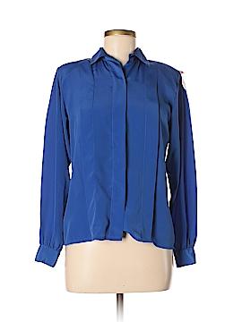 Michelle Stuart Long Sleeve Blouse Size 6