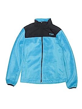 Fila Sport Fleece Jacket Size 10 - 12