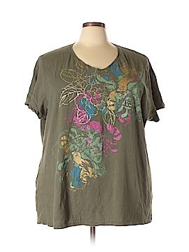 JMS Collection Short Sleeve T-Shirt Size 5X (Plus)