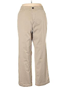 Khakis & Co Khakis Size 16W