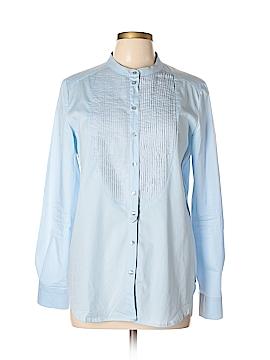 Armani Jeans Long Sleeve Blouse Size 10