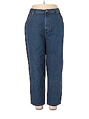 SONOMA life + style Women Jeans Size 20 (Plus)