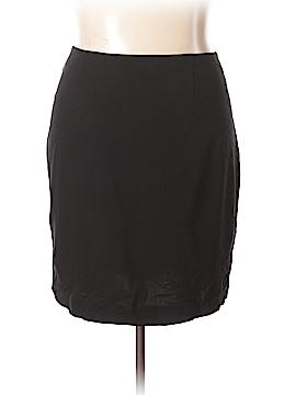 Dana Buchman Casual Skirt Size 18 (Plus)
