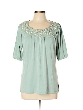 U-Knit Short Sleeve Top Size L
