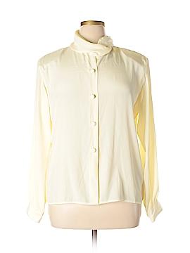 Pierre Cardin Long Sleeve Blouse Size 16