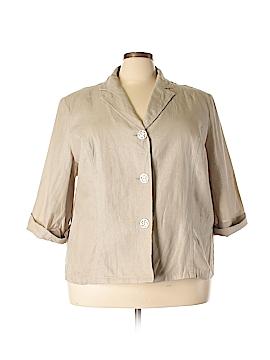 Susan Graver Jacket Size 3X (Plus)