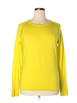 Moda International Wool Pullover Sweater Size XL