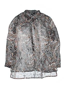 Conrad C Long Sleeve Blouse Size 10