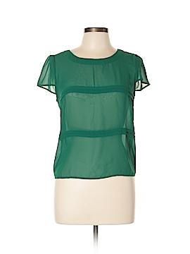 Petticoat Alley Short Sleeve Blouse Size M