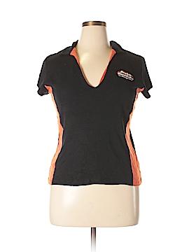 Harley Davidson Short Sleeve Polo Size XL